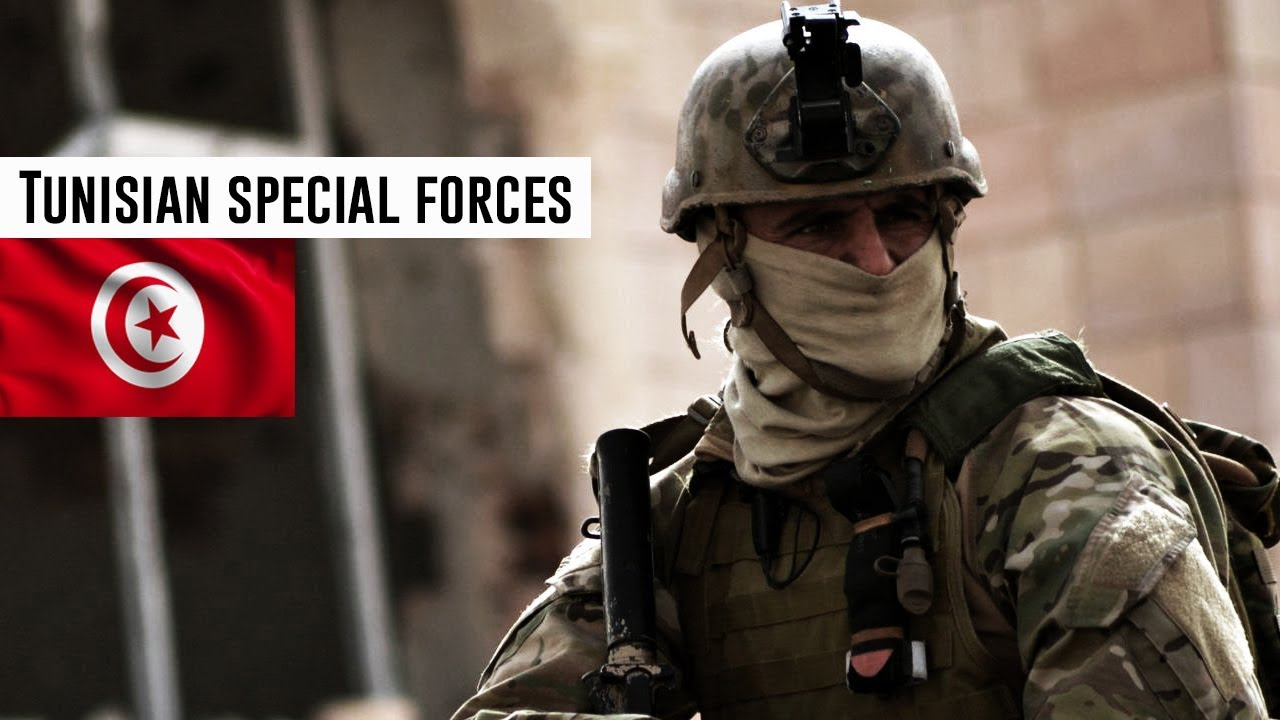 Tunisian Special Forces | BAT / USGN / GFS