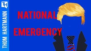 The National Emergency Trump & the Media Won't tell You About!