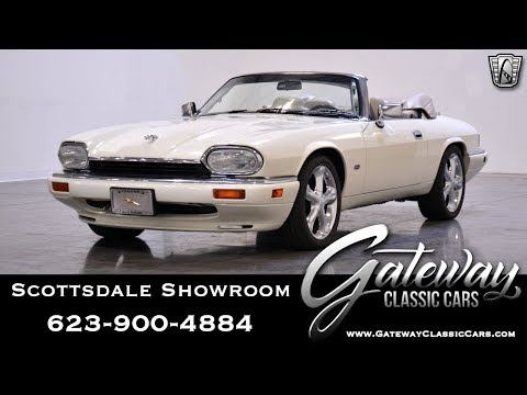 488 1995 Jaguar XJS 2+2 Gateway Classic Cars #488 SCT