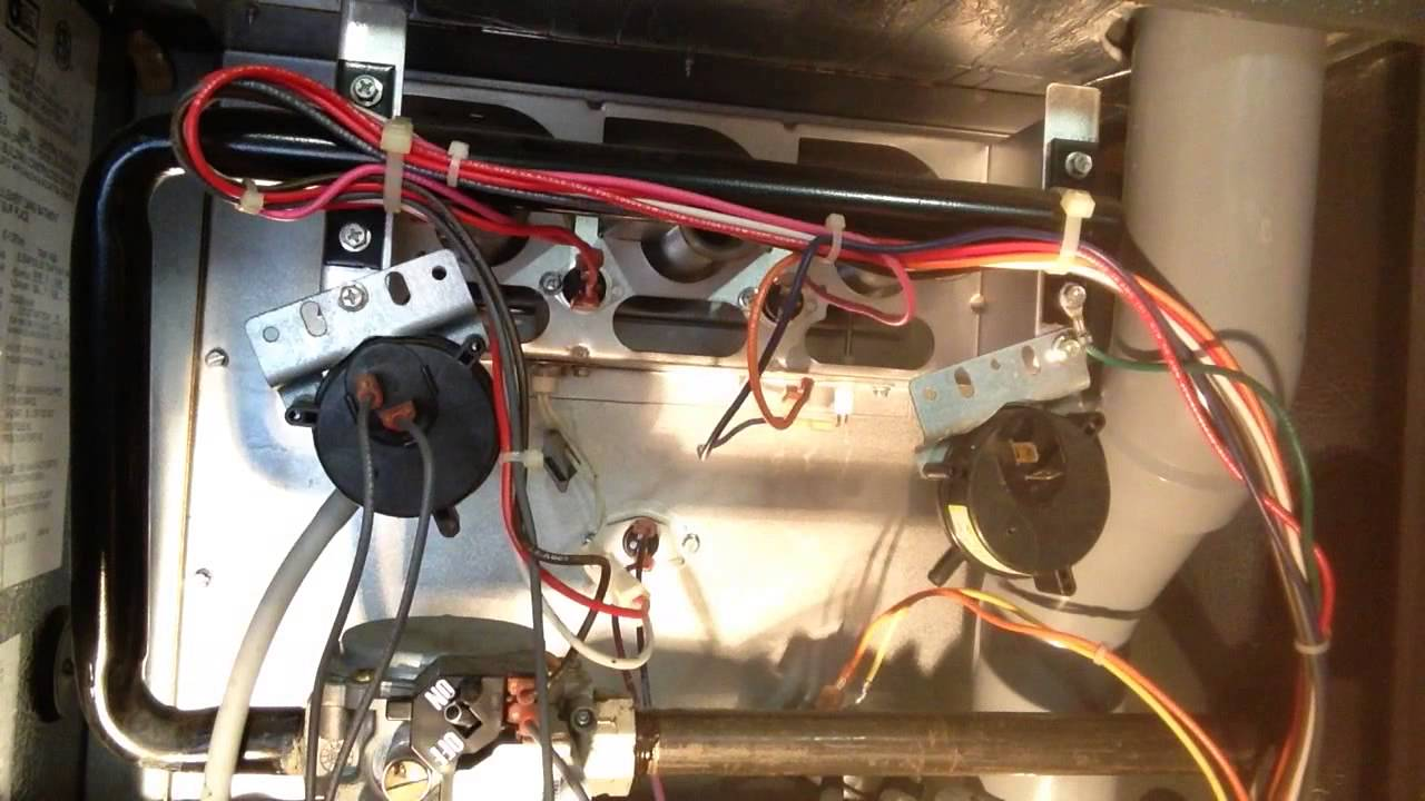 wiring diagram for nordyne gas furnace vw beetle 1976 diy how to troubleshoot flame roll out switch goodman - youtube