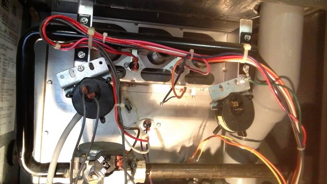 goodman furnace model gms90703bxa wiring diagram [ 1280 x 720 Pixel ]