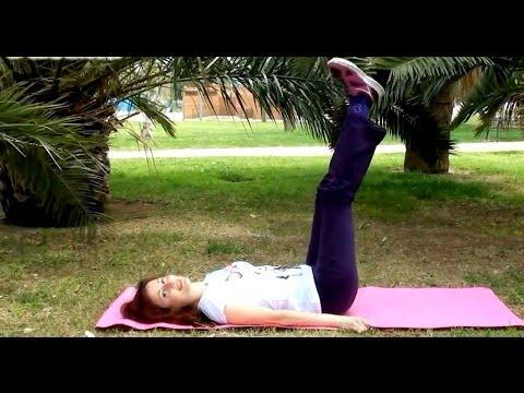 ABDOMEN BAJO PLANO- Rutina de ejercicios para abdominales inferiores