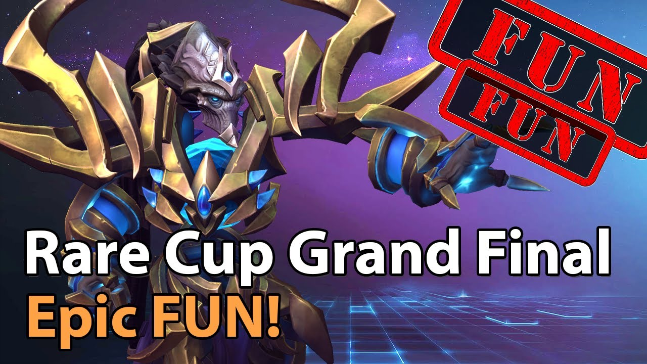 Grand Final - Rare Cup - Heroes of the Storm Tournament