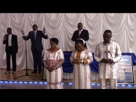 Bénin-Diaspora: Veillée de Prière en mémoire de Dansi Adingbannon [Chicago, 25 Sept 2016]