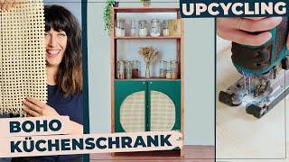 Upcycling Holzregal – Regal gestalten & verschönern mit  @Ella TheBee | Küchenregal DIY