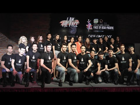 I Am The Face - 2018 Asia Model Festival 'Face Of Asia-Pacific' Press Conference 11/4/2018