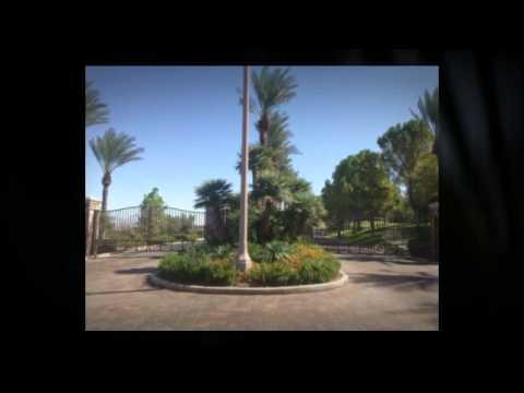 Luxury Las Vegas Land for Sale in Lake Las Vegas