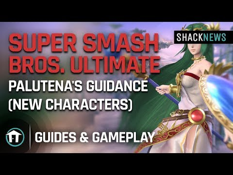Super Smash Bros  Ultimate Ver  1 2 0 eases Challengers Approach