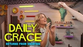 DailyGrace is back LIVE - 8/23/12 (Full Ep)