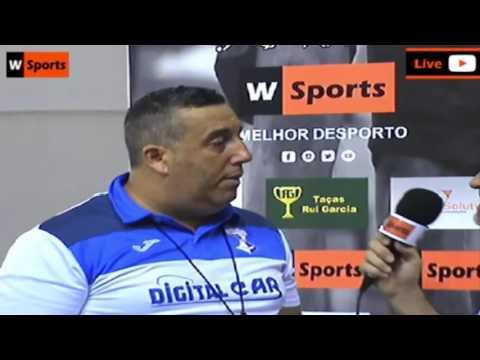 Flash Interview | Nuno de Gomes ( Tr. Joma Futsal )