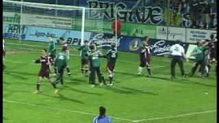07.04.2009 Sachsenpokal-Viertelfinale Chemnitzer FC-FC Sachsen Leipzig 8:9 n.E. (0:0, 0:0, 0:0, 0:0)