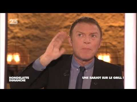14/04/13 : N23, Frigide Barjot sur le grill de Christophe Hondelatte