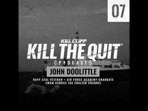John Doolittle: Navy SEAL veteran - Swam Across the English