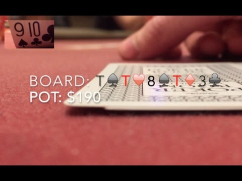 Poker Vlog Ep. 4 - Making Quads At The Venetian