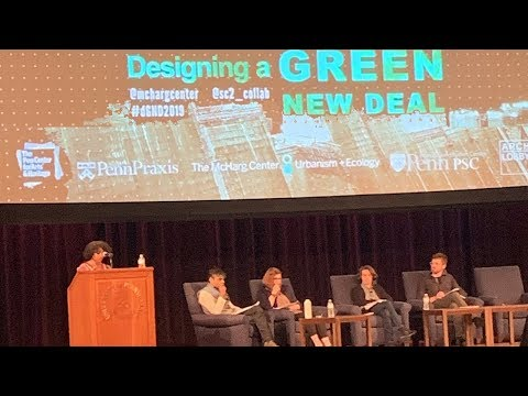 How Can We Design a Green New Deal?