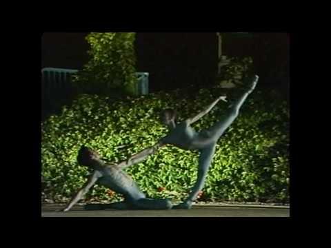 "Evelyn Hart David Peregrine Pas de deux Ballet ""Be..."