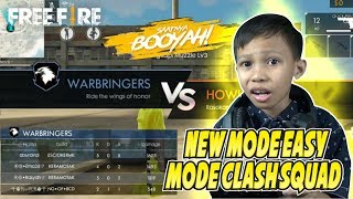 MODE BARU FREE FIRE BERASA MAIN COUNTER STRIKE JADUL - GARENA FREE FIRE