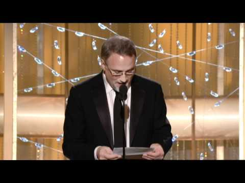 David Fincher Wins Best Director - Golden Globes 2011
