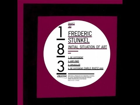 Download Frederic Stunkel - Be Different (Original mix)