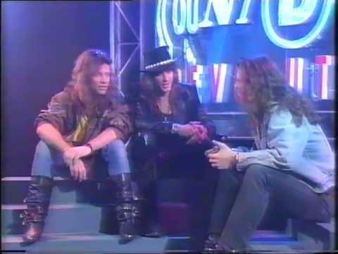 Bon Jovi Born to be my baby/ Livin on a prayer 1989