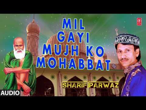 मिल गयी मुझको मुहब्बत बाबा ताजुद्दीन (Audio) || SHARIF PARWAZ || T-Series Islamic Music