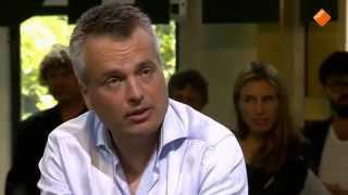 Buitenhof - Debat Joris luyendijk vs Onno Ruding over de bankencrisis