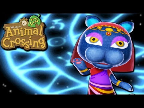 Animal Crossing: New Leaf - Frightening Fortune (Nintendo 3DS Gameplay Walkthrough Ep.18)