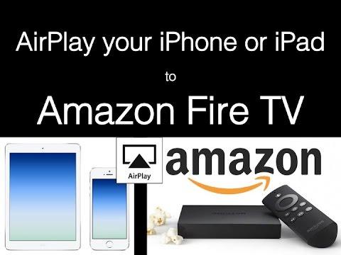 Amazon Airplay Apple Tv