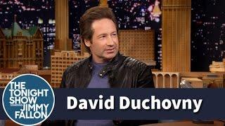 David Duchovny Was the Head Boy in High School thumbnail