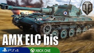 AMX ELC bis REVIEW - World of Tanks Console