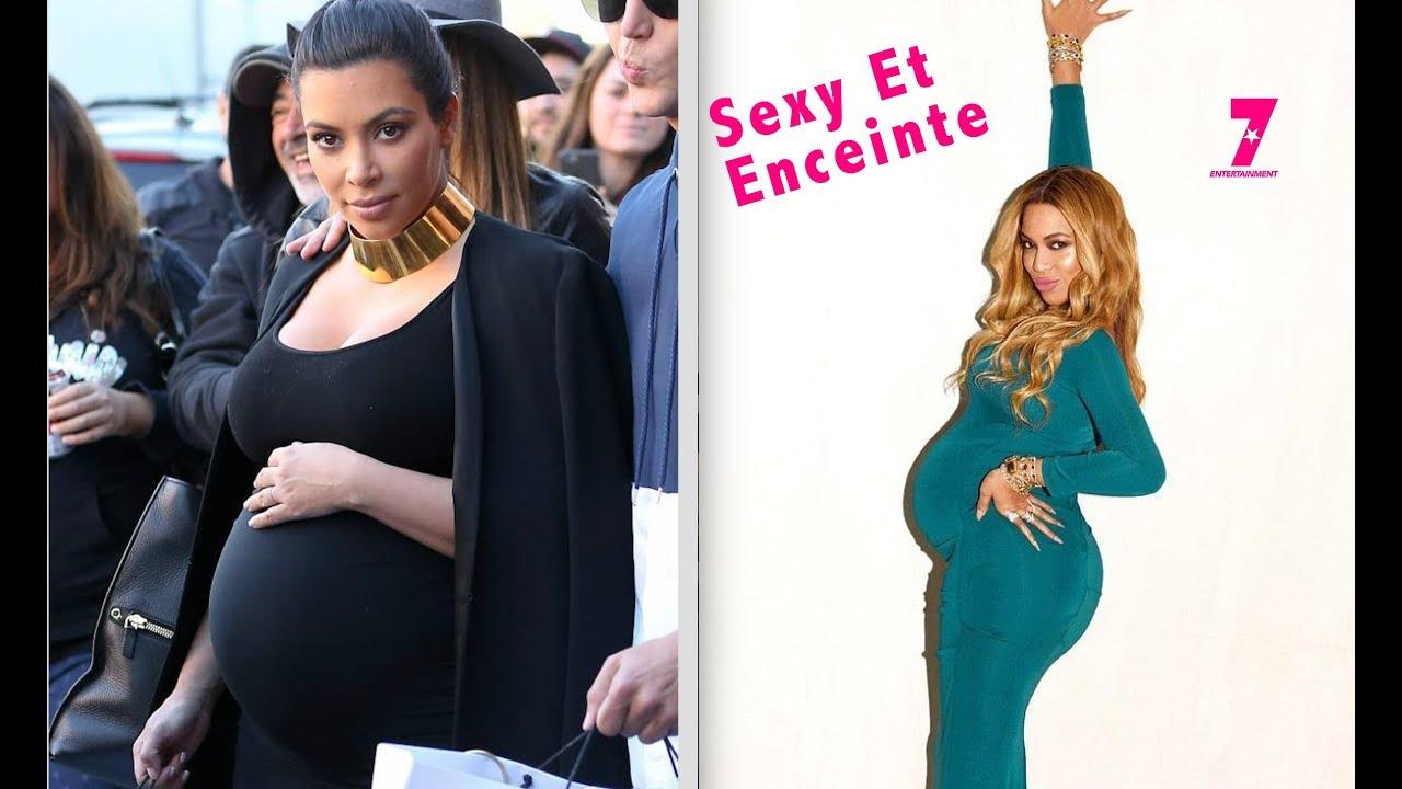 Rester sexy en étant enceinte. 7 Entertainment Television.