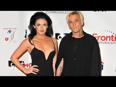 Aaron Carter Splits From Girlfriend Madison Parker as He Posts Message About His Sexual Orientation