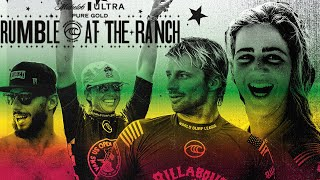 The World's Best Are Back! Rumble at the Ranch - Aug 9th!