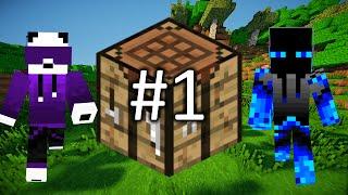 A Fresh Start! [Minecraft Multiplayer Survival with Tresham11 Episode 1]