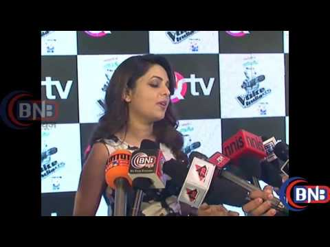 The Voice Of India Kids Launch Sugandha Mishra Interview