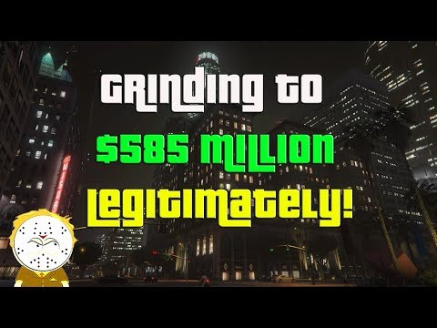 GTA Online Grinding