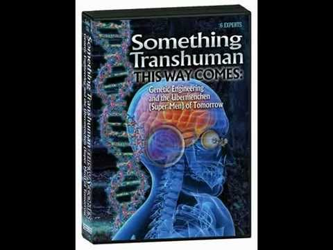 Trans-Humanism: Mixing Human DNA with Animal DNA.  Tom Horn WARNING of disaster.