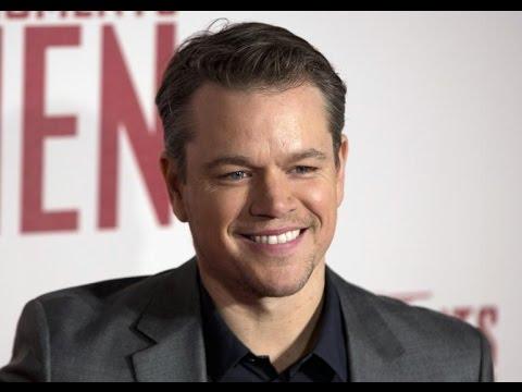 Matt Damon Filme
