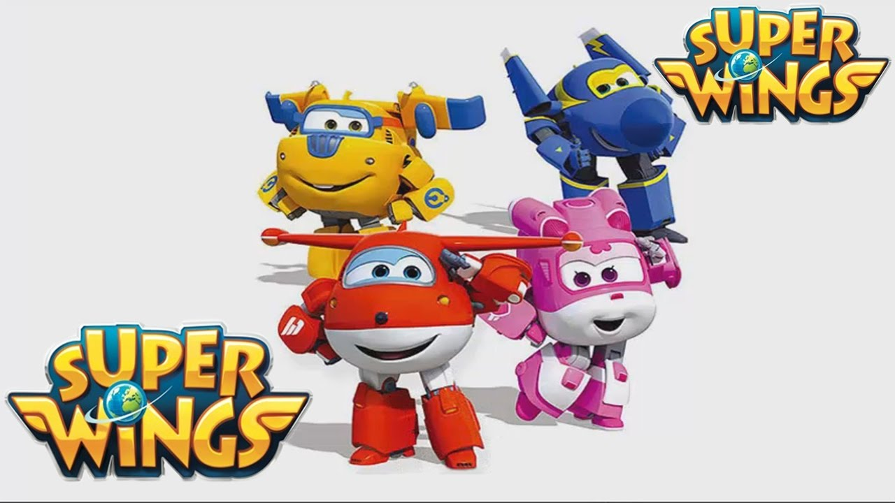 Super Wings Coloring Pages For Kids Super Wings Coloring Book
