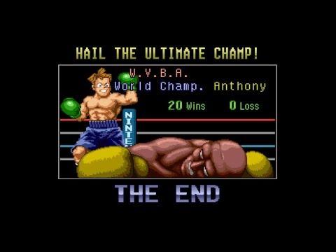 Super Punch - Out!! Playthrough Part 5 (FINALE)