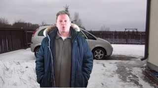 Замена лампочки в автомобиле Opel Meriva