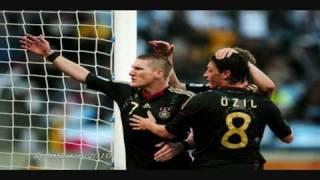 Fussball WM 2010 Deutschland - Argentinien 4:0 (Radioreportage)