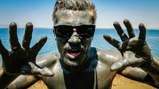 DEAD SEA MUD BATH!