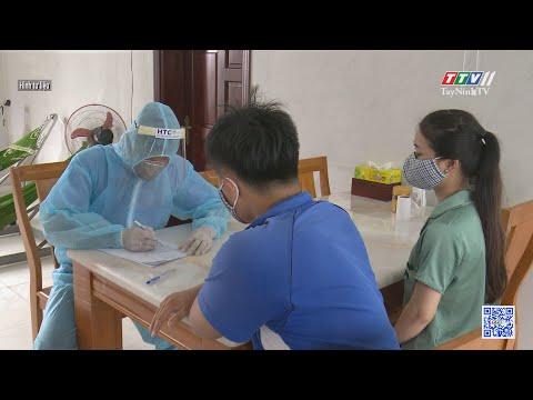 Hướng dẫn thực hiện cách ly tại nhà với các F1 | SỨC KHỎE CHO MỌI NGƯỜI | TayNinhTV