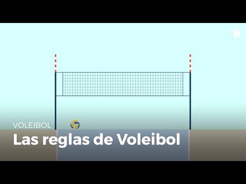 normas voleibol basicas
