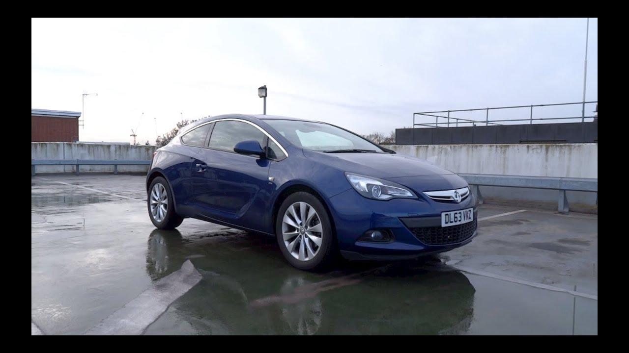 Vauxhall astra gtc 1 6t sri auto express - 2014 Vauxhall Astra Gtc 1 4i Turbo 120 S S Sri Start Up And Full Vehicle Tour Youtube