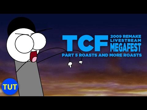 20th Century Fox 2009 Remake Livestream Megafest (Pt 5, Roasts and more roasts)
