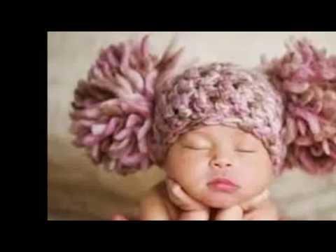 BABY GIRL HAT IDEAS - Latest Fashions - YouTube f5d9c1fec6b