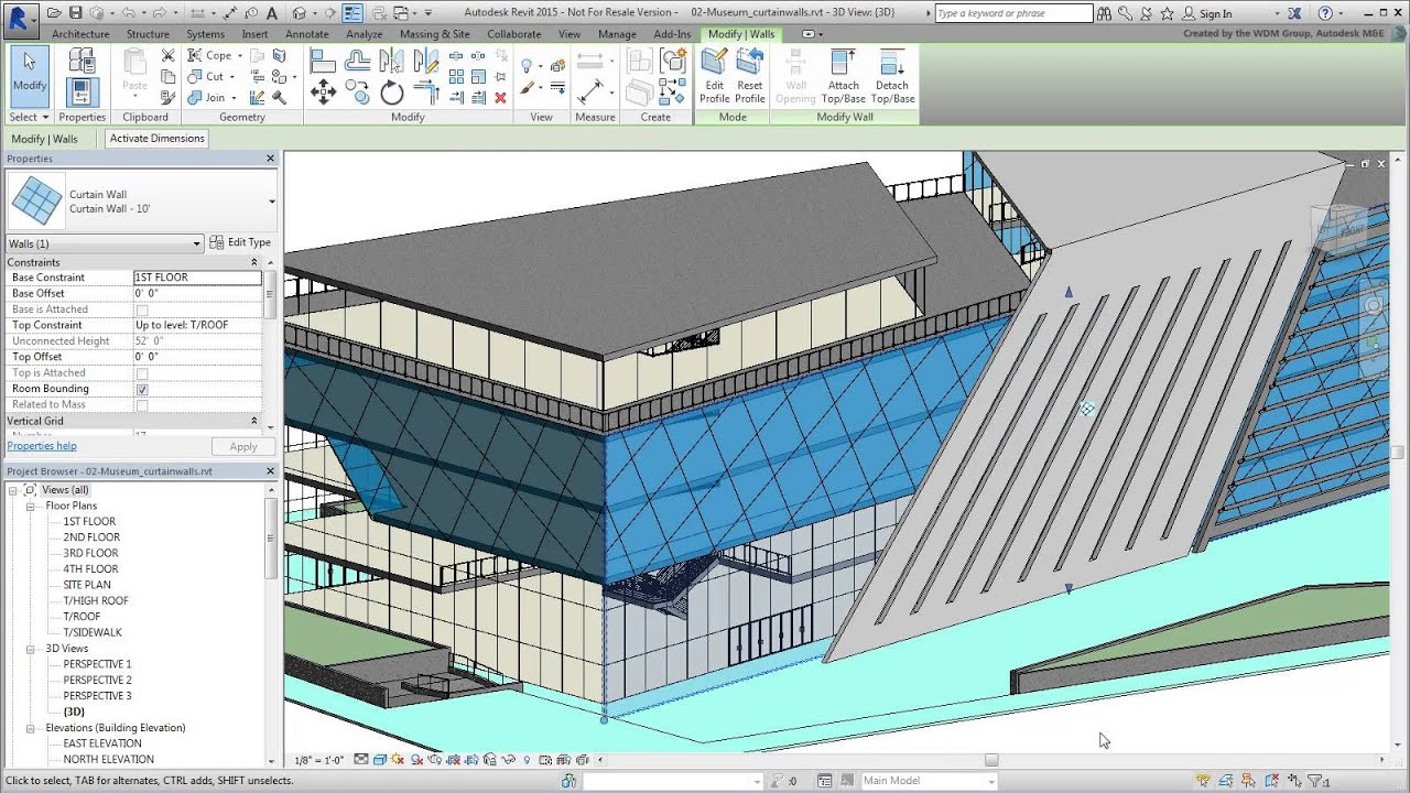3ds Max and Revit Interoperability - Part 05 - Adding and Removing Detail