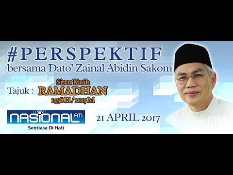 Nasional FM - #Perspektif bersama Dato' Hj Zainal Abidin Sakom